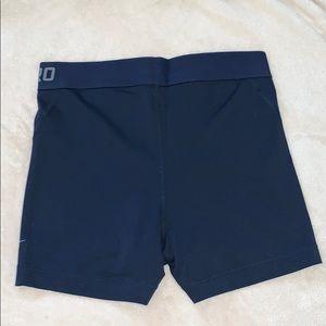 """Nike Shorts - navy 3"""" nike pros"""